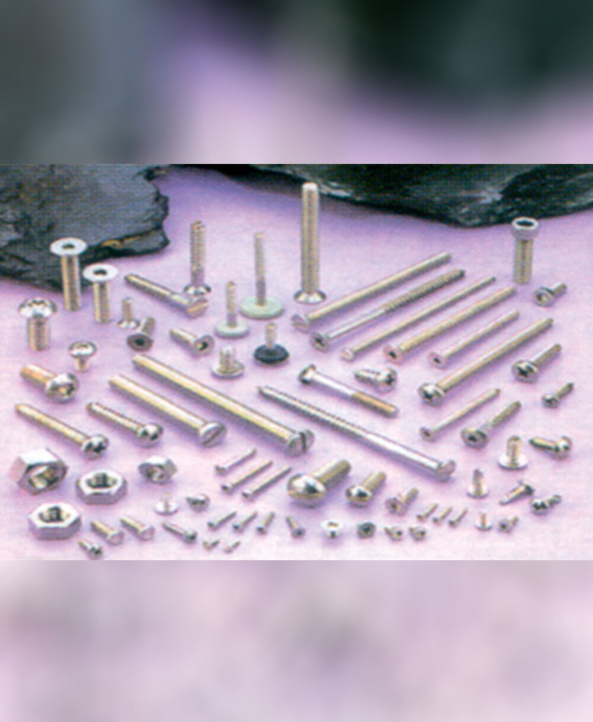 Various Types of Bolts